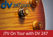 James Tyler Variax Guitars Tours DV 247 Stores This Summer