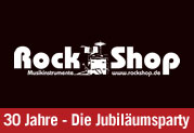 30 Jahre Rock Shop