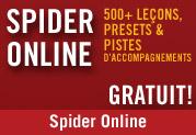 Spider Online - Les ressources en ligne
