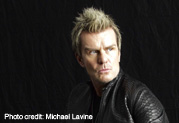 Billy Duffy and The Cult Tour with Line 6 Wireless