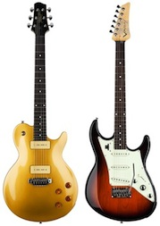 James Tyler Variaxギターのファミリーを拡張