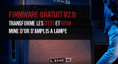 Gratuit v2.0 - mise a jour Firmware DT25/DT50