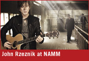 Goo Goo Dolls' John Rzeznik to Play the Line 6 NAMM Room