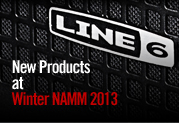 New Products at Winter NAMM 2013