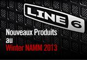 Nouveaux produits au NAMM d'hiver 2013