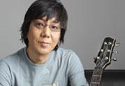 the pillowsのギタリスト、真鍋吉明さんのソロ・アルバムでJTV-59ギターが活躍!