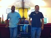 エマニュエルSDA教会がLine 6デジタル・ワイヤレスをフル活用