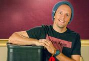 Jason Mraz findet den Sound der Line 6 StageSource-Serie inspirierend